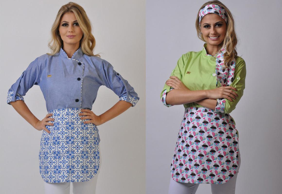 Mas como escolher e onde comprar uma roupa de chef de cozinha  Selecionamos  algumas dicas para te auxiliar. e0864750e0b