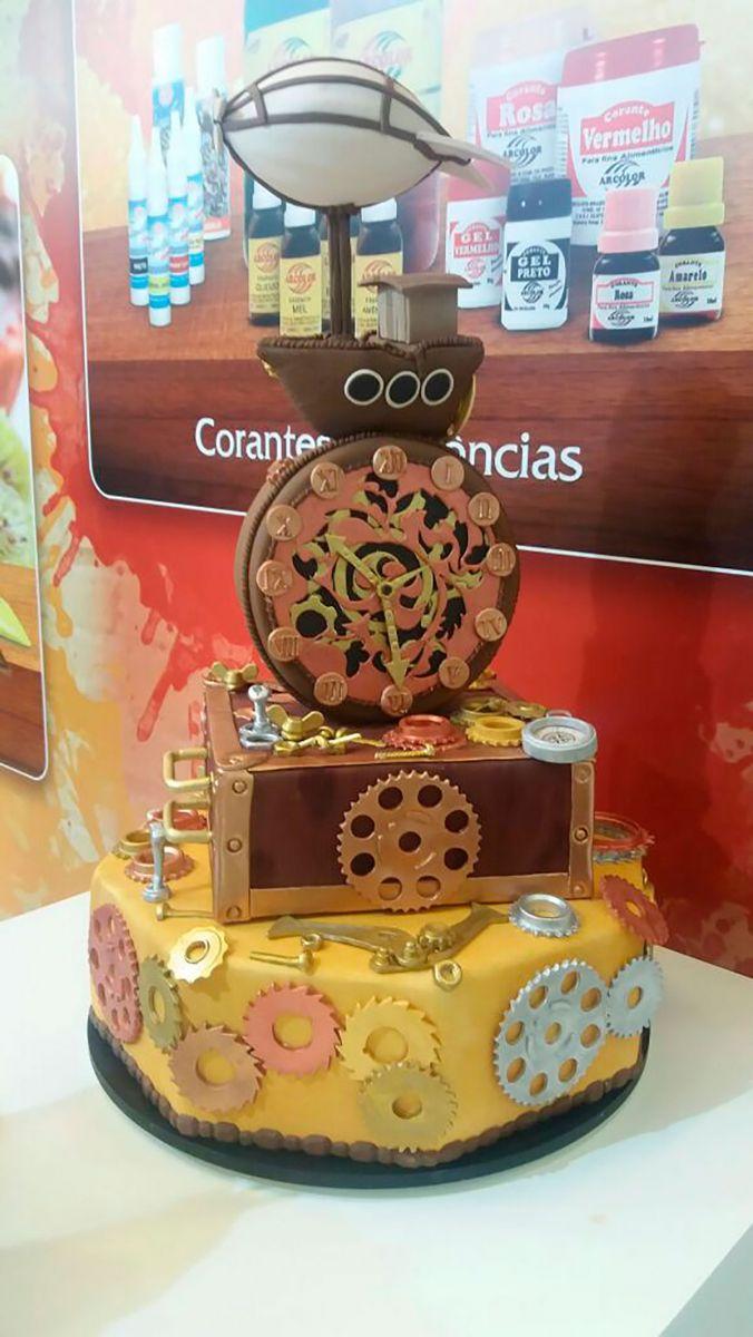 Exposition Cake Design : Evento em Sao Paulo tem competicao de bolos artisticos ...