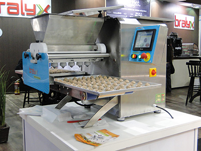 Braliz Fispal Food Service 2014