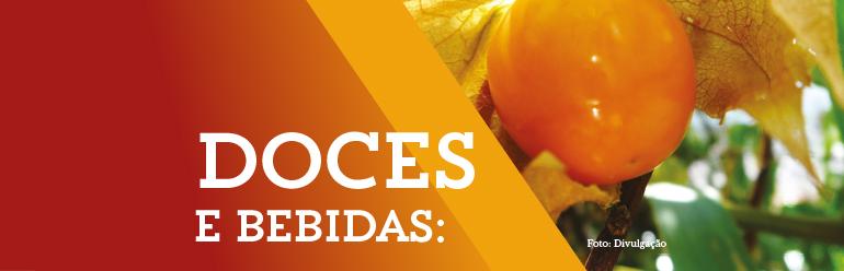 Doces e bebidas colombianas