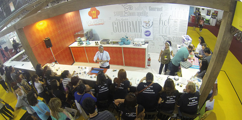 Equipotel 2014 Ilhas Gourmet