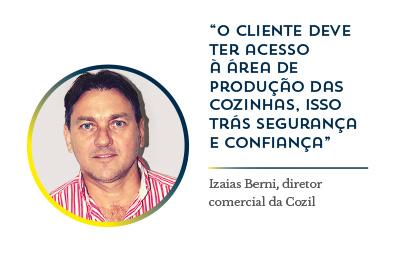 Izaias Berni - Cozil