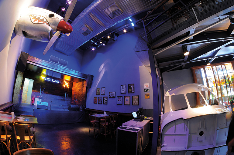 Jet Lag Pub