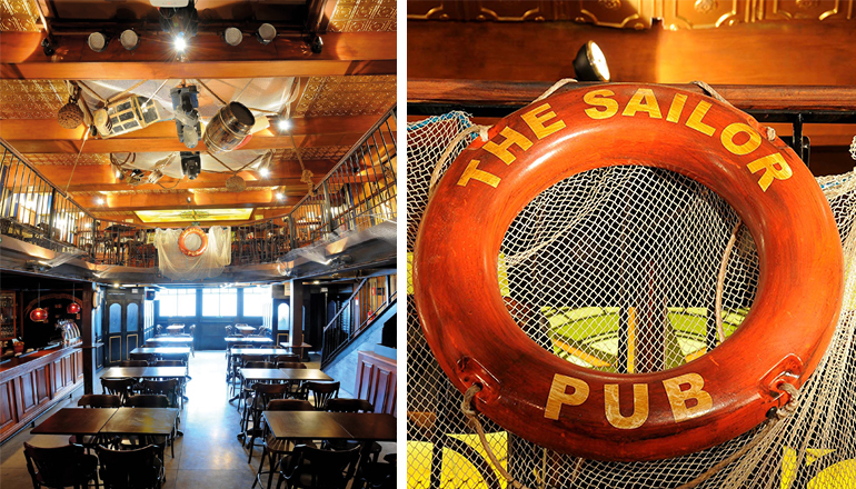 The Sailor Pub